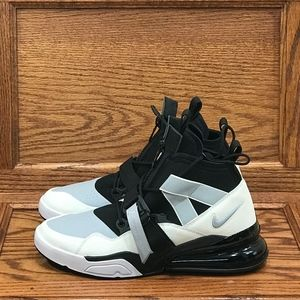 Nike Air Force 270 Utility Black Sail Wolf Grey